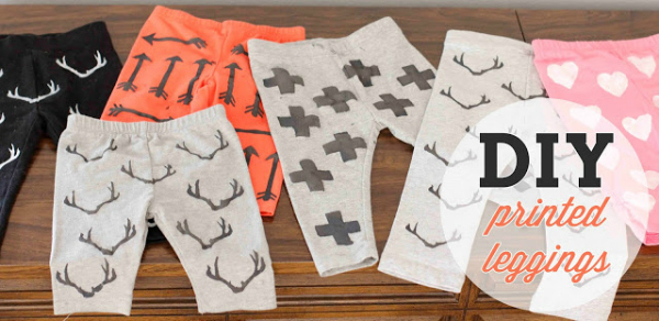 20 DIY Baby Projects- Baby Clothing and Nursery Decorations
