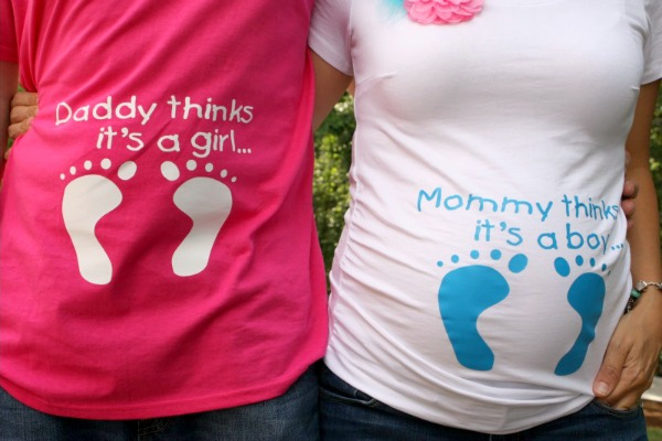 Baby Gender Reveal Ideas Family Focus Blog – Ideas for Announcing Baby Gender