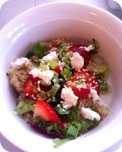 Strawberry Citrus Quinoa Salad5