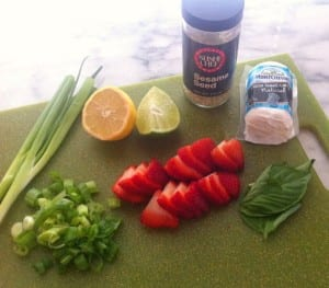 Strawberry Citrus Quinoa Salad2