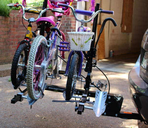 Swagman Bike Rack Review Family Focus Blog