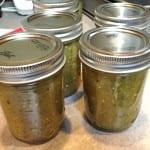 Homemade Green Chili Sauce Recipe