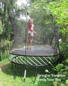 trampoline safe jumping tips