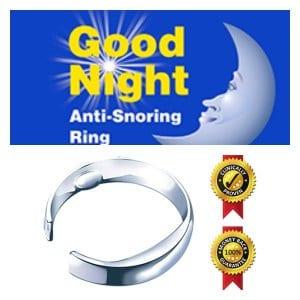 Good Night Anti Snoring Ring Review
