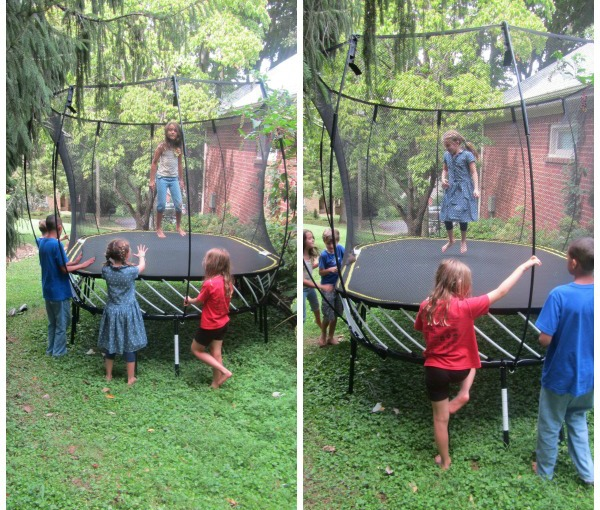 Trampoline Springs B Q: Did You Know There Is A Spring Free Trampoline?