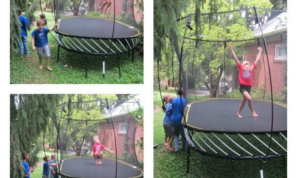 Did You Know There Is A Spring Free Trampoline?