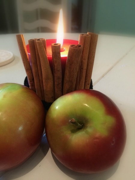 apple_candle