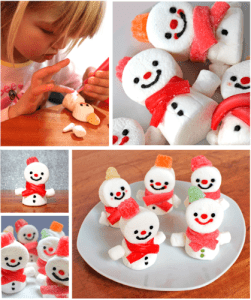 snowman-marshmallows