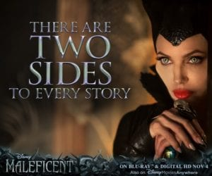 Maleficent:  There Are Two Sides To Every Story