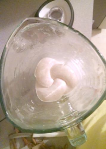 Healthy Peppermint Ice Cream