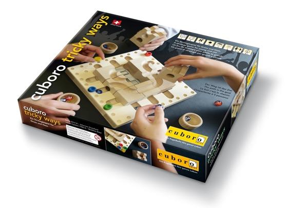 Cuboro Tricky Ways Game