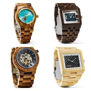 JORD Wood Watches- Review and Giveaway
