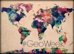 Celebrate National Geography Awareness Week