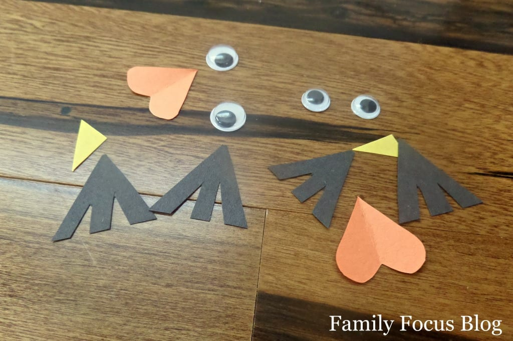 Paper Bag Turkey Instructions