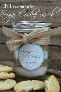 DIY-Homemade-Sugar-Cookie-Scrub-a-great-homemade-holiday-gift