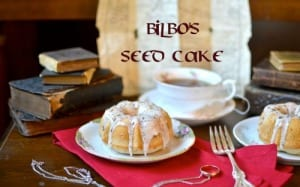 Lord Of The Rings Food Recipes- Bilbo's seed cake