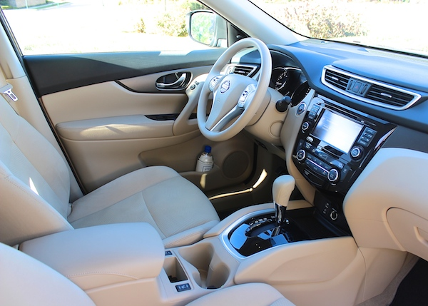 Review of the redesigned 2015 nissan rogue family focus blog Nissan rogue 2015 interior pictures