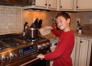 Cooking With Kids- Tips For Parents