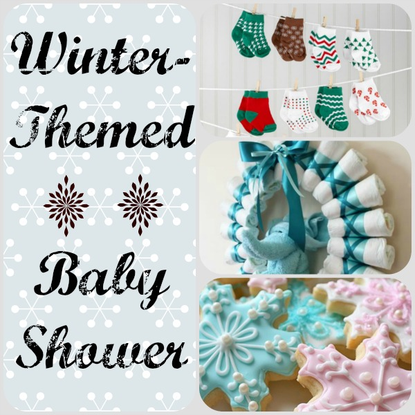 Winter-Themed Baby Shower Ideas