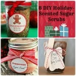 8 DIY Holiday-Scented Sugar Scrubs