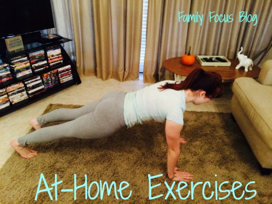 At-Home Exercises to Burn Off Thanksgiving Calories