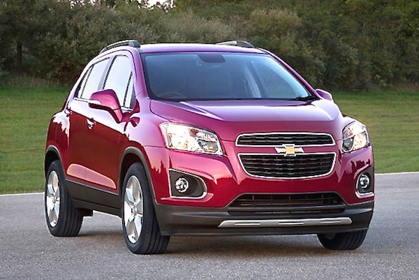 the 2015 chevy trax review family focus blog. Black Bedroom Furniture Sets. Home Design Ideas