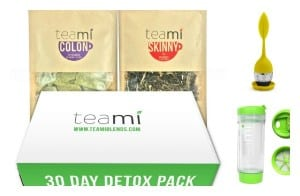 Teami Detox Tea Review and Giveaway
