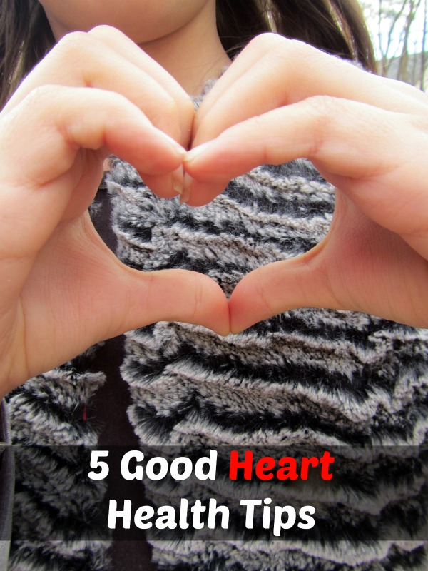 5 Good Heart Health Tips