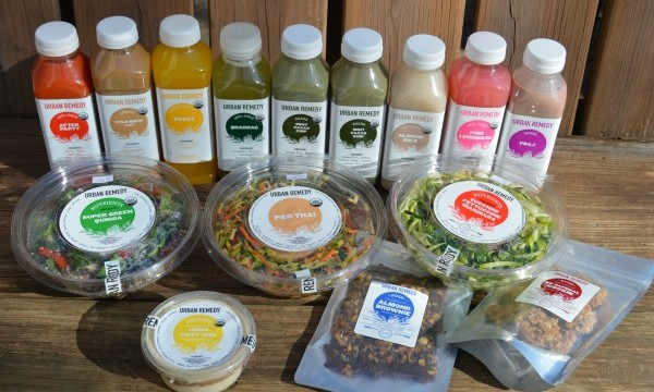 Healthy Food and Drink Made Easy- Urban Remedy