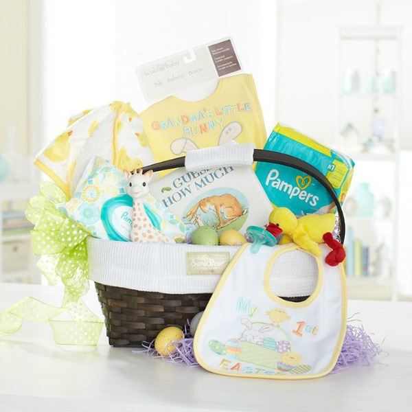 5 fun easter basket ideas for babies family focus blog 5 easter basket ideas for babies negle Choice Image