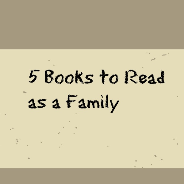 Books-to-Read-as-Family