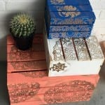 DIY Outdoor Planter Boxes Tutorial- Great Patio Decor