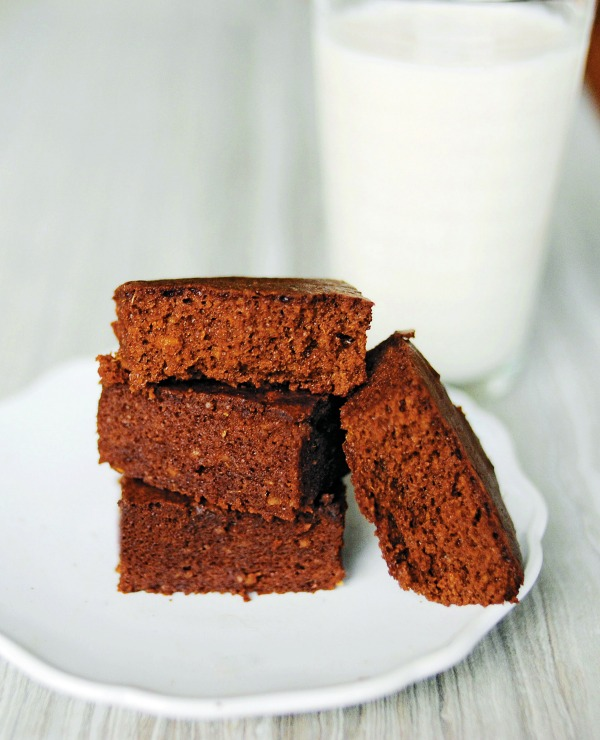 Paleo Sweet Potato Brownie Recipe