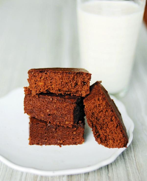 Paleo Sweet Potato Brownie Recipe