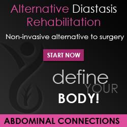 diastasis rehabilitation
