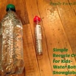 Two Recycle Craft Ideas For Kids