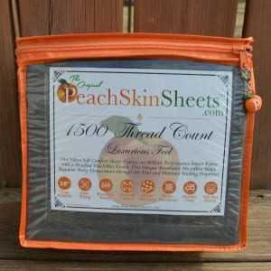 Soft Bed Sheets- PeachSkinSheets Review and Giveaway