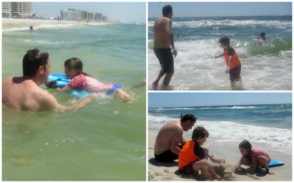 Fun at Orange Beach
