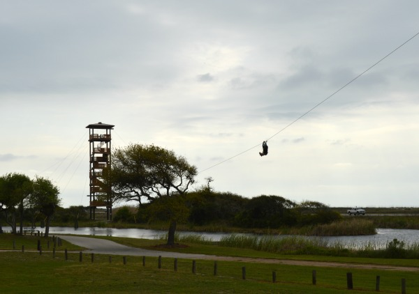 Things To Do In Orange Beach And Gulf Ss Alabama On Family State Park Zip Line 2