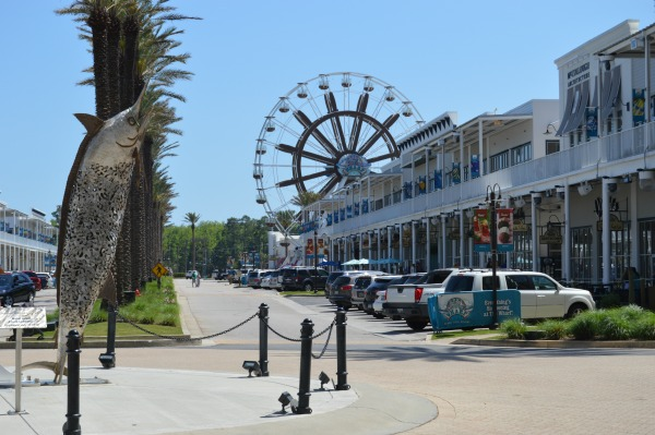 The Wharf Orange Beach