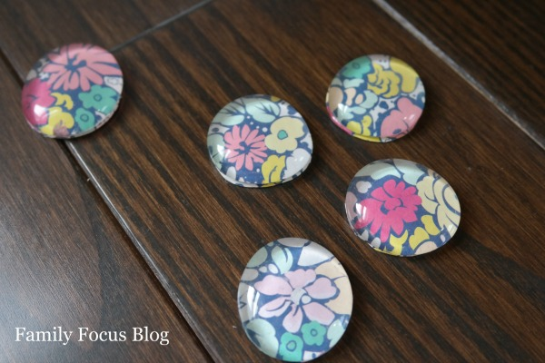 DIY Magnet Set for Mother's Day