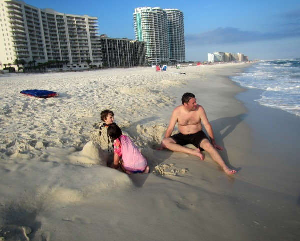 Orange Beach And Gulf Ss Family Vacation