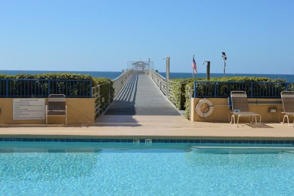 Orange Beach Condo Pool Pier And Access