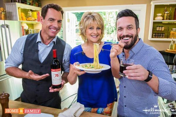 Spaghetti Carbonara with Pork Belly and Fresh Peas - Family Focus Blog