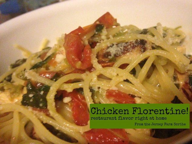 Chicken Florentine Casserole Recipe – restaurant flavor at home!