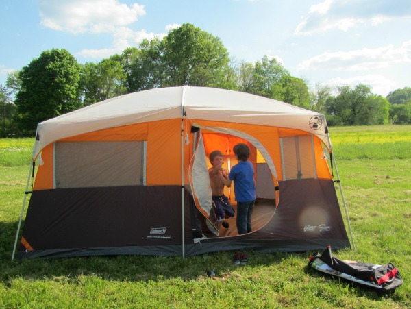 Coleman Jenny Lake Fast Pitch Tent & Coleman Family Tent Review: Jenny Lake Fast Pitch Tent | Family ...