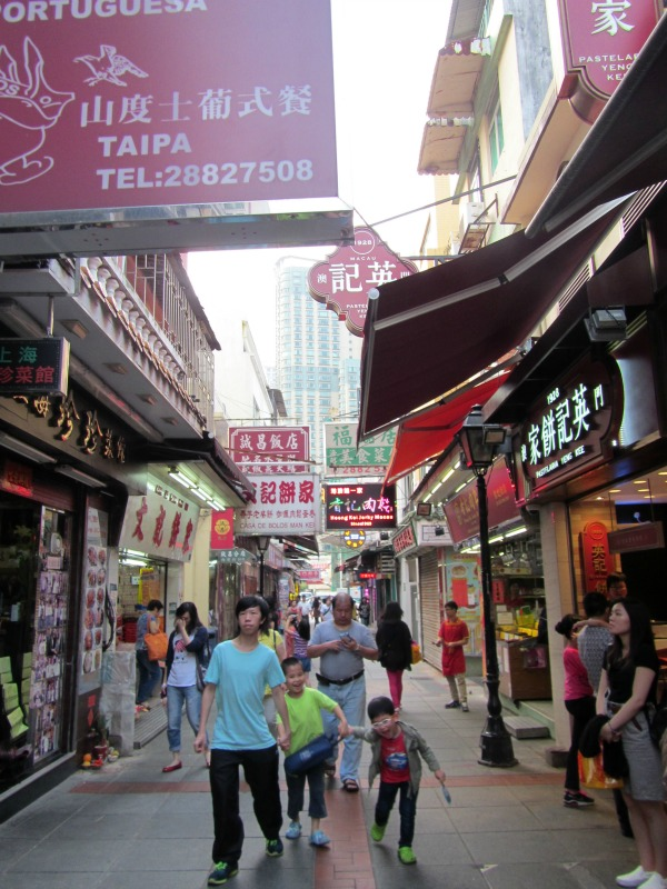 Taipa Macau China