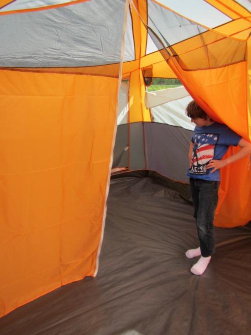 tent room divider