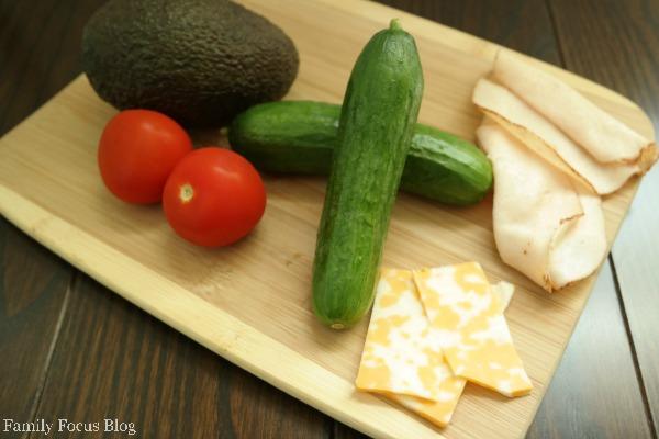 Recipe Cucumber Sandwiches
