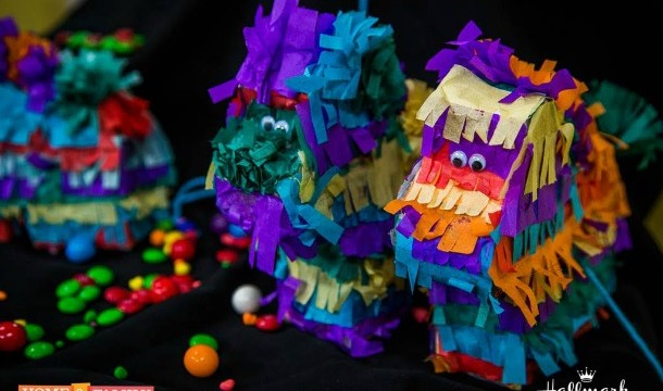 DIY Miniature Pinatas Tutorial